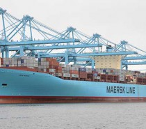 Maersk Line Simulating the Real Deal
