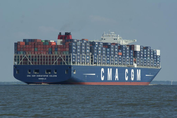 CMA CGM to Launch REX 3 service from Asia to South Red Sea