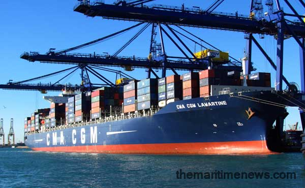 CMA CGM upgrades its Round the World  PANAMA DIRECT service