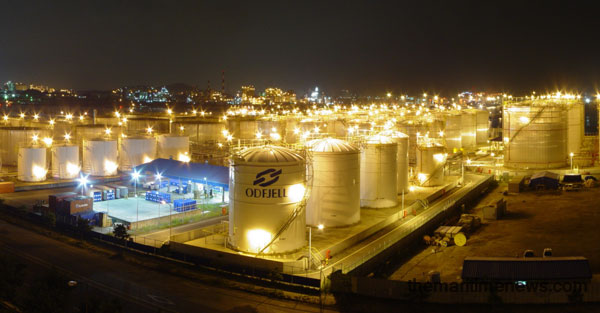 Odfjell Terminals signs Site Reservation Protocol in Le Havre Port, France
