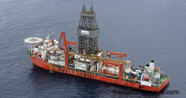 Seadrill orders four new ultra-deepwater drillships for delivery in 2015